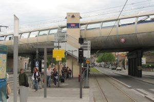 Cenon gare