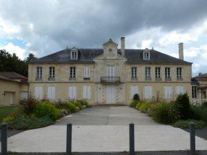 Floirac chateau