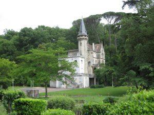 Floirac parc du castel