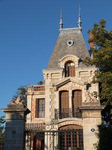 Le bouscat villa jeanne