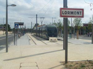 station de tramway lormont