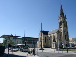 Merignac église