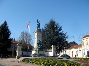 caudéran monument