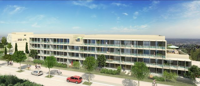 Appartement T2 de 45.84 m² à Toulouse