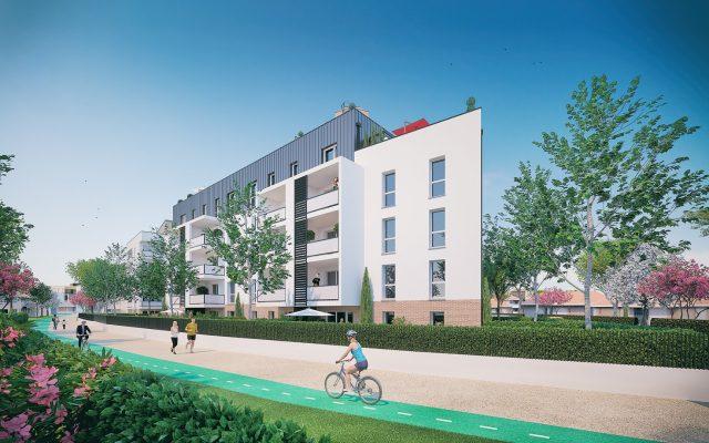 Appartement T3 de 78.18 m² à Toulouse