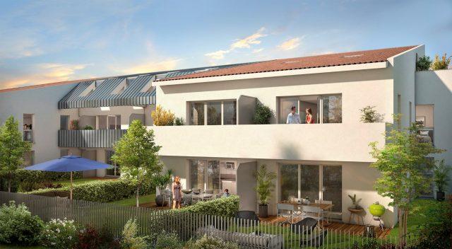 Appartement T3 de 61.51 m² à Toulouse