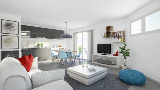 Appartement T3 de 70 m² à Toulouse