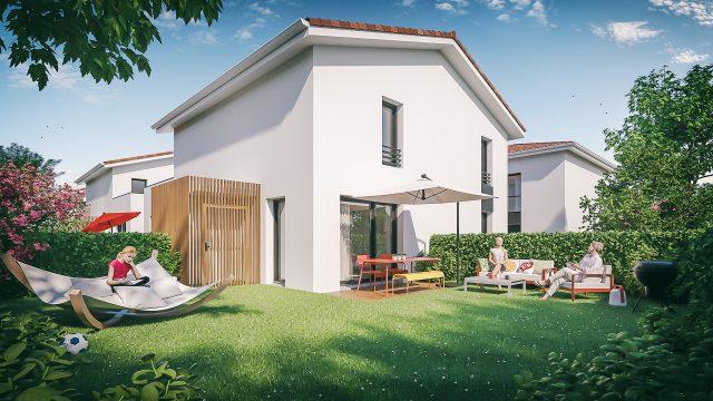Appartement T4 de 81.62 m² à Toulouse