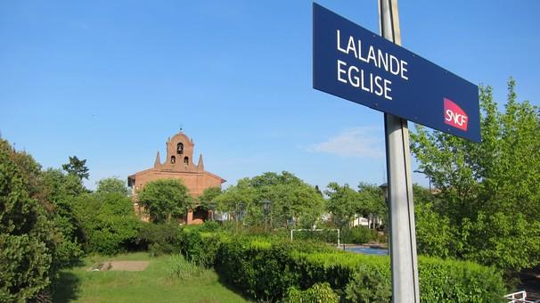 église lalande