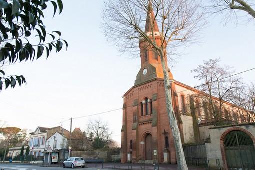 église lardenne